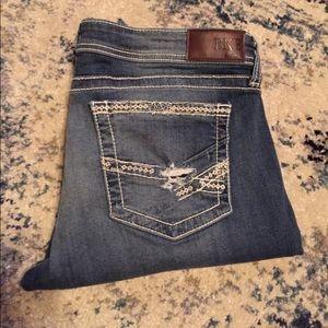 BKE Stella Straight Jeans - 31R